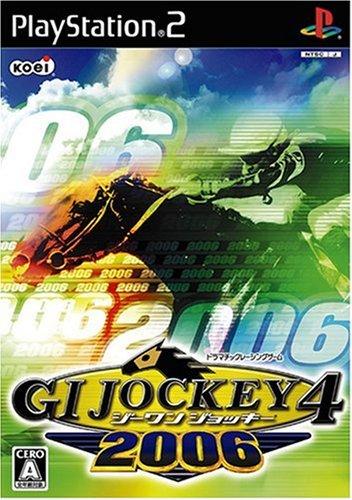 ジーワンジョッキー4 2006/PS2