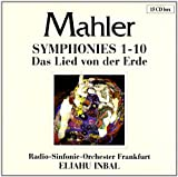 マーラー:交響曲全集、大地の歌(15枚組)