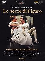 Mozart: Le nozze di Figaro (Teatro alla Scala) [DVD] [Import]