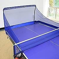 icey 専用拾球ネット ピンポン 回収網 ピンポンを集める 卓球 オートサーブ 卓球ト レーニングマシン用 卓球台取り付けネット