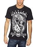 Asking Alexandria Snake 公式メンズTシャツ全サイズ
