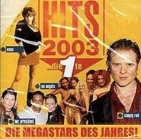 Hits 2003 Die 1 Te