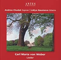 Carl Maria von Weber/ Lieder