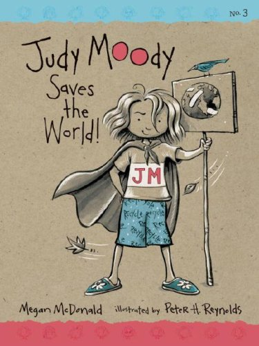 Judy Moody Saves the World!の詳細を見る