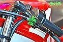 Z20-1GR アルミ製 クラッチアジャスター 桔梗 緑 GS400/E GSX250E GSX400E ザリ ゴキ RG250 GSX400/FS GT250 GT380 GT550 GT750 GSX250S GSX400S GSX750S GSX1000S GSX1100S 刀 汎用