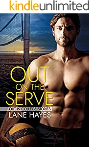 Out on the Serve (Out in College Book 7) (English Edition)
