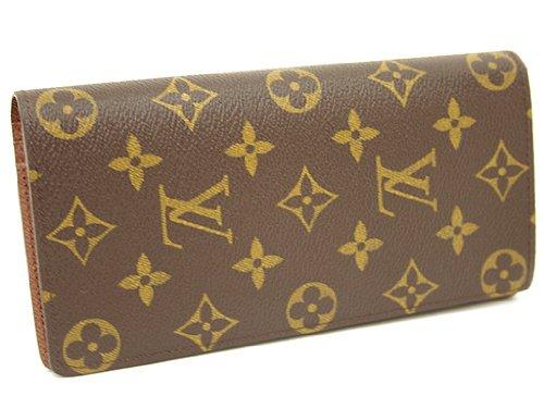 ルイヴィトン 財布 LOUIS VUITTON M66540 ポルトフォイユブラザ 長財布 モノグラム