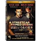 欲望という名の電車(A Streetcar Named Desire) [DVD] 世界初ワイドスクリーン(16:9)【超高画質名作映画シリーズ4】