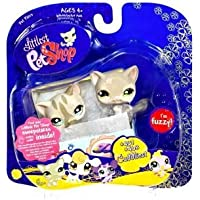 Littlest Pet Shop: Pairs and Portables - Cat and Cat by Hasbro [並行輸入品]