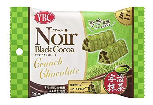 YBC ノアールクランチチョコレートミニ宇治抹茶 32g ×12袋