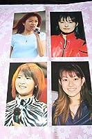 モーニング娘 矢口真里 市井紗耶香  石黒彩 ブロマイドカード