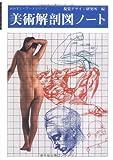 美術解剖図ノート (みみずく・アートシリーズ)
