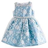 (キャサリンコテージ) Catherine Cottage子供服 フォーマル 結婚式 発表会 フラワーガール スクエアネックオーガンジードレス 130cm... CC0286