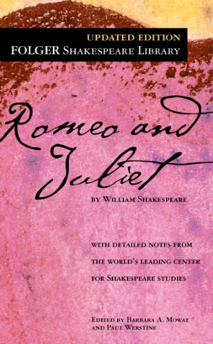 Romeo and Juliet (Folger Shakespeare Library)の詳細を見る