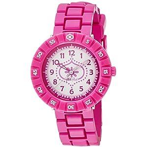 [フリック フラック]FLIK FLAK キッズ腕時計 Full Size(フルサイズ) PINK SUMMER BREEZE(ピンク・サマー・ブリーズ) ZFCSP012 ガールズ 【正規輸入品】