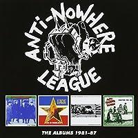 THE ALBUMS: 1981-87 (4CD BOXSET)