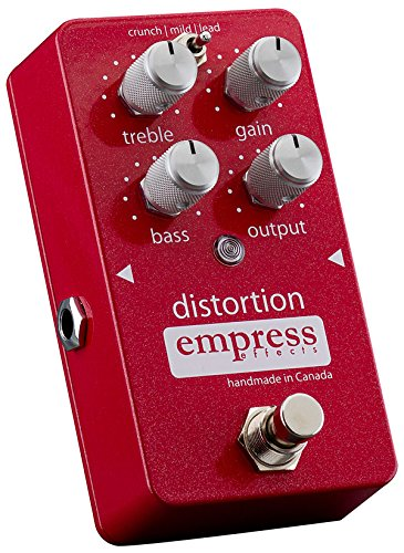 Empress Effects エンプレスエフェクト ディストーション ギターエフェクター Distortion