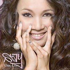 SAY「One Love feat. MACCHO (OZROSAURUS)」のジャケット画像