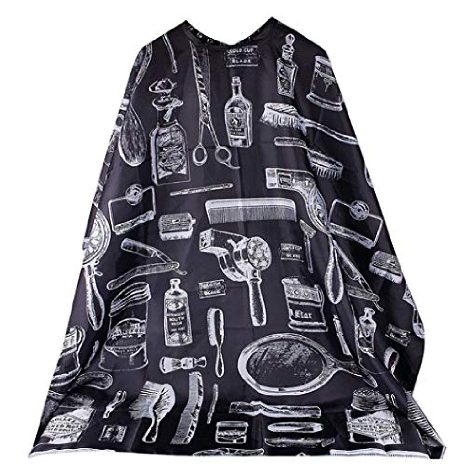 失指コテージPichidr-JP 理髪店や美容室(パターンと黒)、58.27