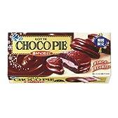 ロッテ 冬のチョコパイ<深みチョコ仕立て> 6個×5個