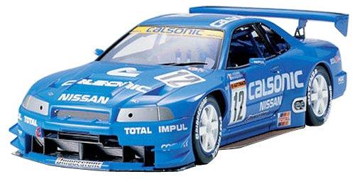 1/24 スポーツカー No.219 1/24 カルソニック スカイライン GT-R (R34) 24219