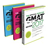 The Official Guide to the GMAT Review 2017 Bundle + Question Bank + Video (Gmat Pack)
