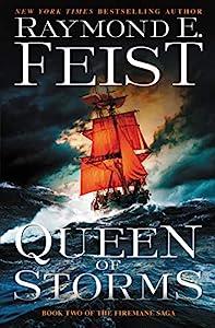 Queen of Storms: Book Two of The Firemane Saga (Firemane Saga, The 2) (English Edition)