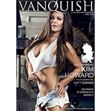 Vanquish Magazine ANZ - April 2016 - Kim Howard