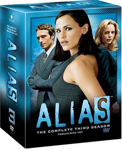 エイリアス シーズン3 DVD COMPLETE BOXの詳細を見る