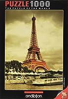 1000ピース ジグソーパズル Perre Group エッフェル塔 Eiffel Tower 48×66cm 3193