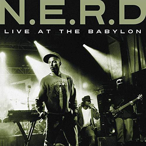 [画像:Live at Babylon [12 inch Analog]]