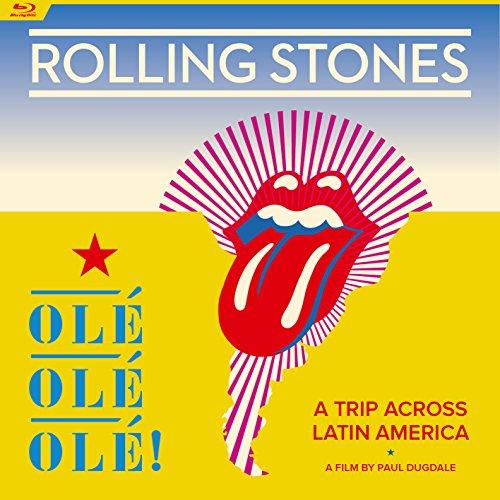Ole Ole Ole a Trip Across Latin America [Blu-ray] [Import] Rolling Stones Eagle Rock Ent
