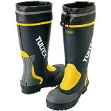 [AITOZ]アイトス TULTEX タルテックス 長靴 鋼製先芯 吸汗性 ドライ裏地 反射テープ 3E