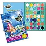 RUDE? Merfantasia 35 Eyeshadow Palette - Book 8 (並行輸入品)