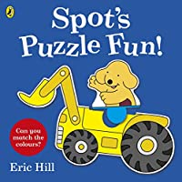Spot's Puzzle Fun!: Press-out and Play Book (Spot Press Out & Play Book)