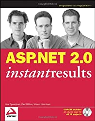 ASP.NET 2.0 Instant Results (Programmer to Programmer)