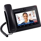 Grandstream GXV3275 Android4.2マルチメディアフォン 6SIP 7型タッチパネル Skype対応