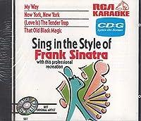 Karaoke: Frank Sinatra