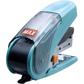 マックス MAX ホッチキス サクリ 予備針100本収納 20枚とじ HD-10NL/LB