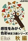 感性をみがく色彩検定3級シリーズ 秋編 e色彩学校