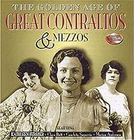 Golden Age Of Great Contraltos