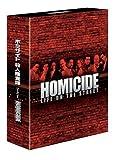 ホミサイド 殺人捜査課 シーズン1 DVD-BOX 画像