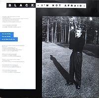 "Im Not Afraid - Black 7"" 45"