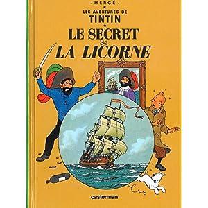 Le Secret De La Licorne: Petit Format (Tintin)