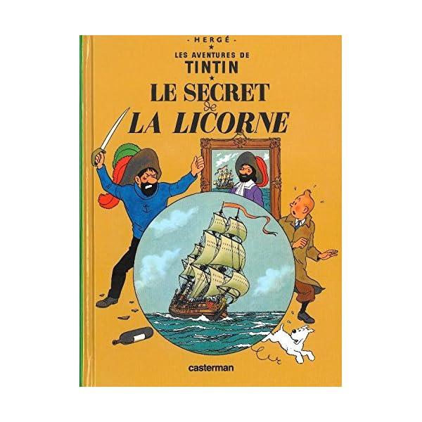 Le Secret De La Licorne:...の商品画像