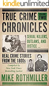 True Crime Chronicles 2巻 表紙画像