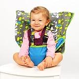 My Little Seat / マイリトルシート ベビー シート カバー(bluefish) [並行輸入品]