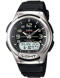 [カシオ]CASIO 腕時計 スタンダード AQ-180W-1BJF メンズ