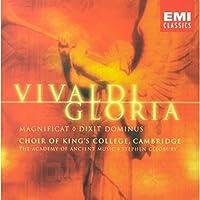 Vivaldi: Gloria in D (RV589), Dixit Dominus in D (RV594), and Magnificat in G Minor (RV610) (2002-05-07)