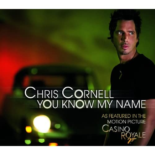 casino royale music video you know my name
